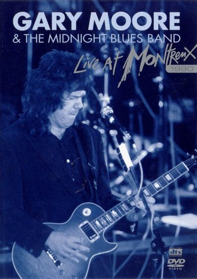 Gary Moore Live Montreux 1990