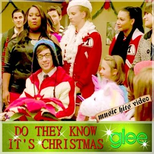 Glee Cast - Do They Know It's Christmas?