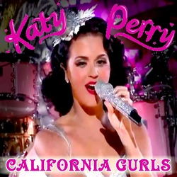 Katy Perry - California Gurls (Live)