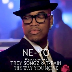 Ne-Yo ft Trey Songz & T-Pain - The Way You Move