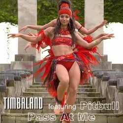 Timbaland ft Pitbull - Pass At Me