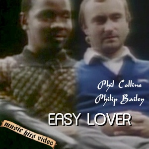 Phil Collins and Philip Bailey - Easy Lover